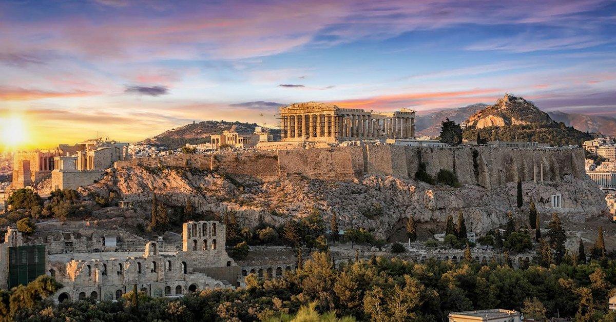 Fedezzétek fel Athént: 4 nap, 3 éjszaka repülővel 2 főnek