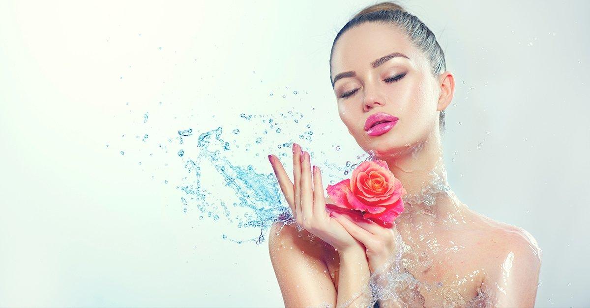 Hamvas, üde arcbőr: bio rózsakezelés galván kezeléssel