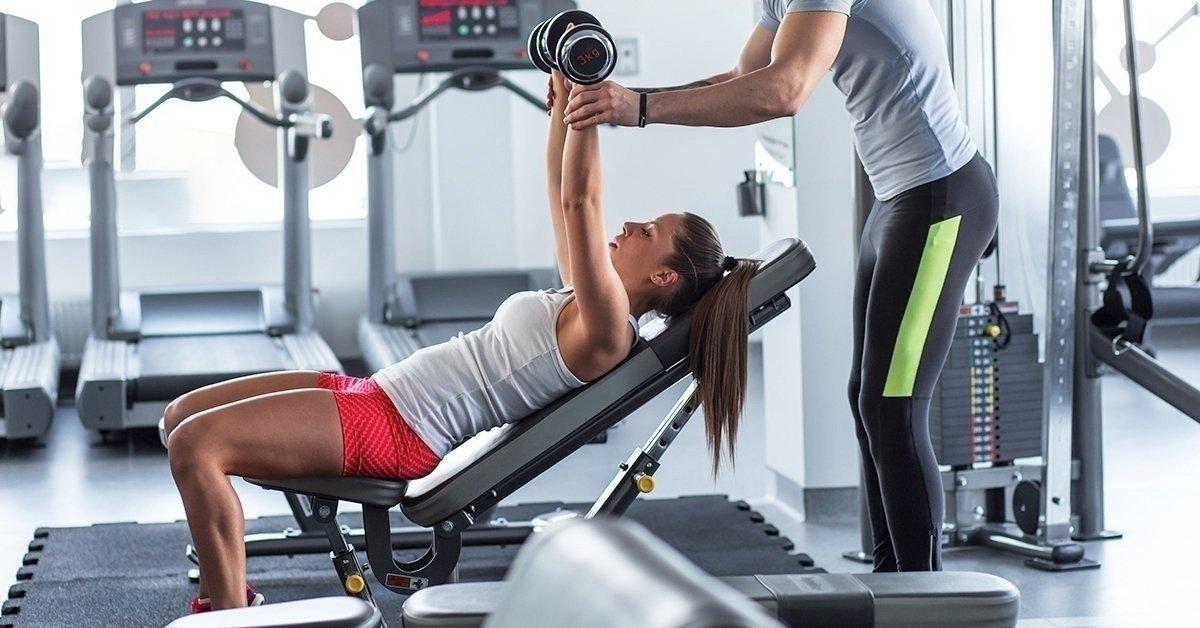 Le a lustasággal: intenzív személyi edzés 3 alkalommal