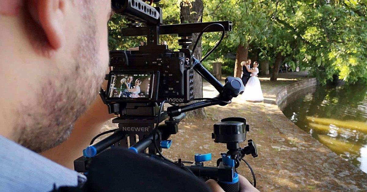Full extrás esküvői videó csomag, légi drón felvétellel