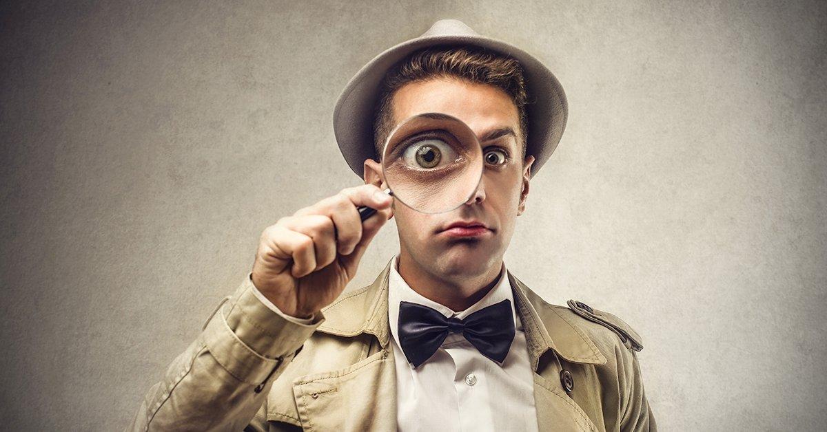 Operatív megfigyelés játék, profi magánnyomozó irányításával