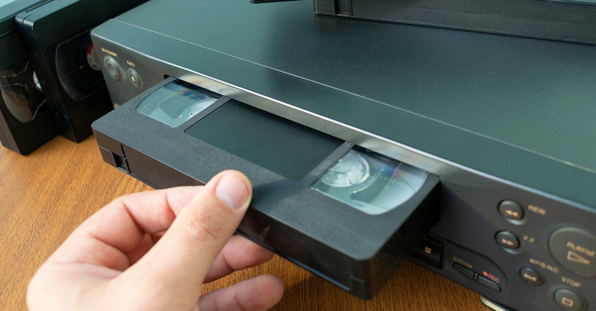 Hogy az emlék örök legyen: videokazetták digitalizálása