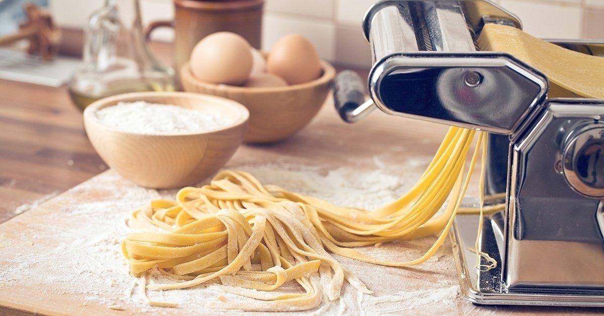 Tanulj meg friss, házi tésztát készíteni: Pasta Est