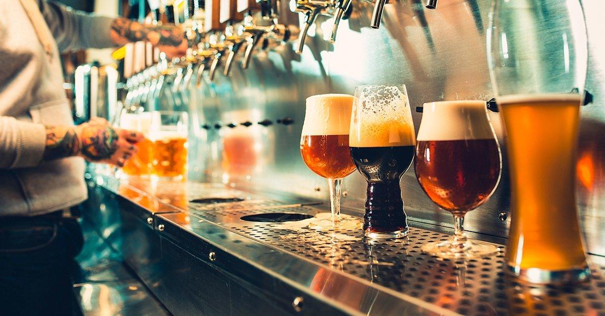 Kézműves sörök kóstolója