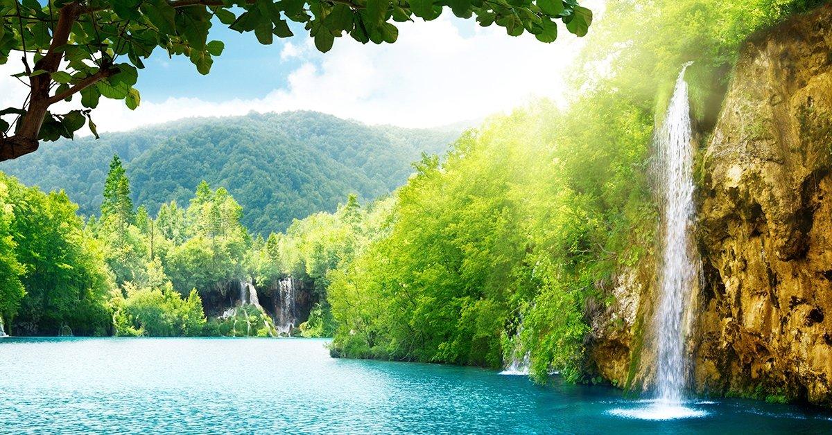 Busszal a Plitvicei-tavakhoz nyáron: 1 napos kirándulás