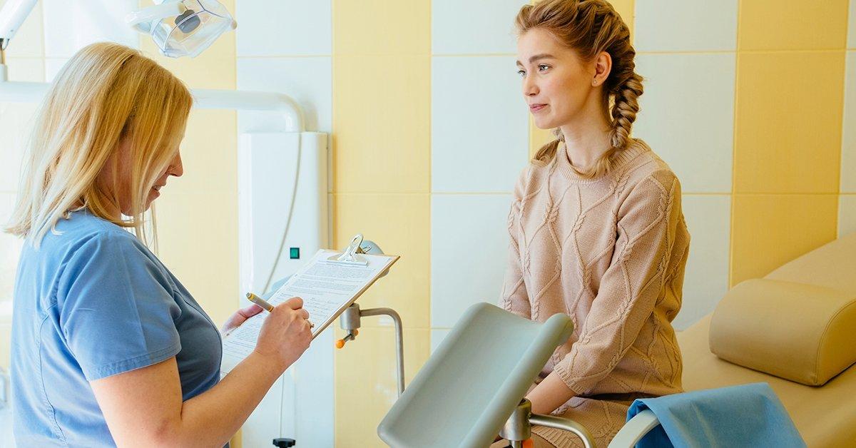 Nőgyógyászati kivizsgálás