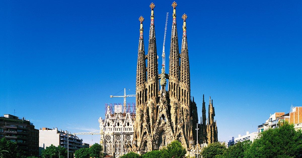 4 napos városlátogatás Barcelonában két főnek repülővel
