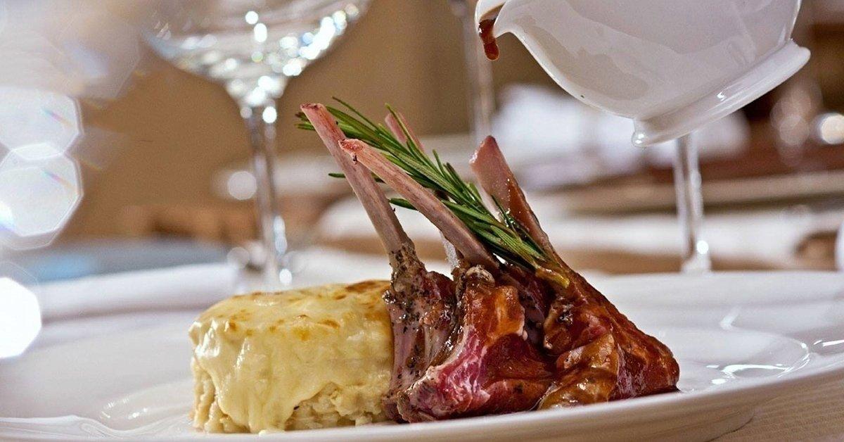 Lakmározz kedvedre a Rosé Restaurant ételkínálatából
