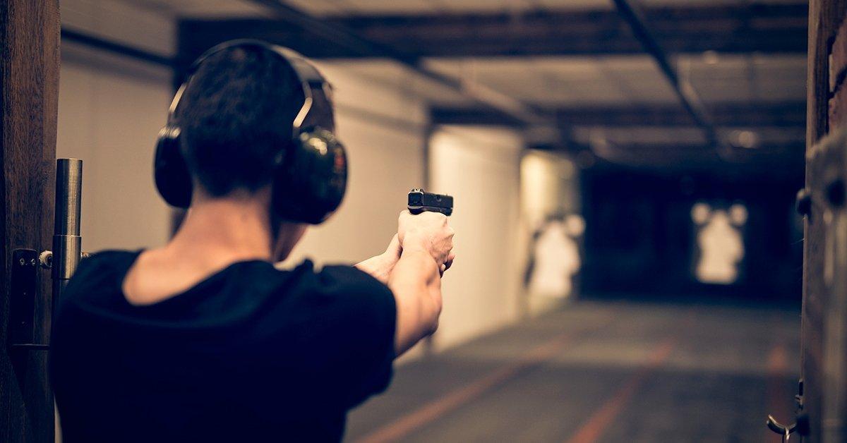Éves lőtérbérlet minden fegyvertípus használatával