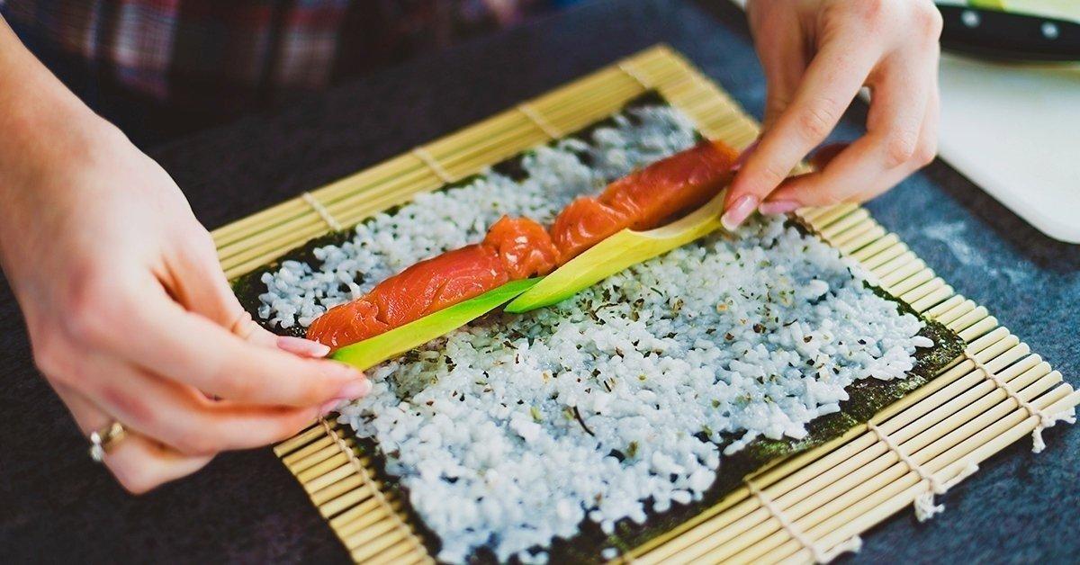 A sushik különleges világa: sushikészítő tanfolyam