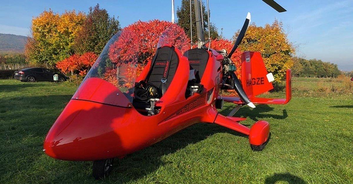 Minihelikopterrel a Budai hegyek vagy a Duna kanyar felett