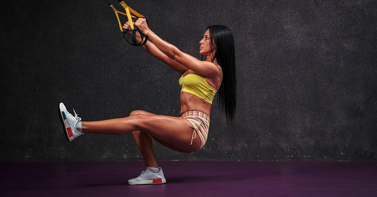 Hozd magad formába: 1 vagy 6 alkalmas TRX edzés