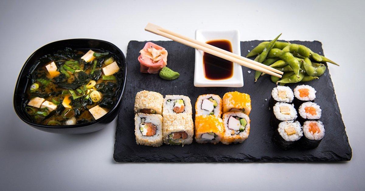 A japán konyha legjava: Nori Sushi bőségtál halimádóknak