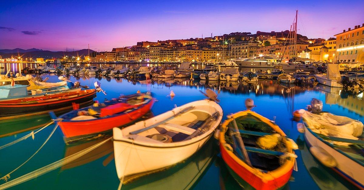 Körutazás Elba-szigetén
