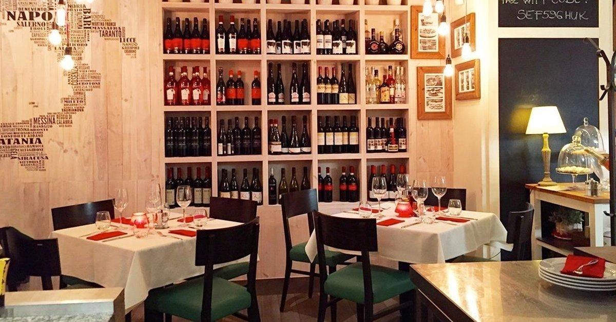 Romantikus vacsora a belvárosban: 3 fogásos menü 1 főnek