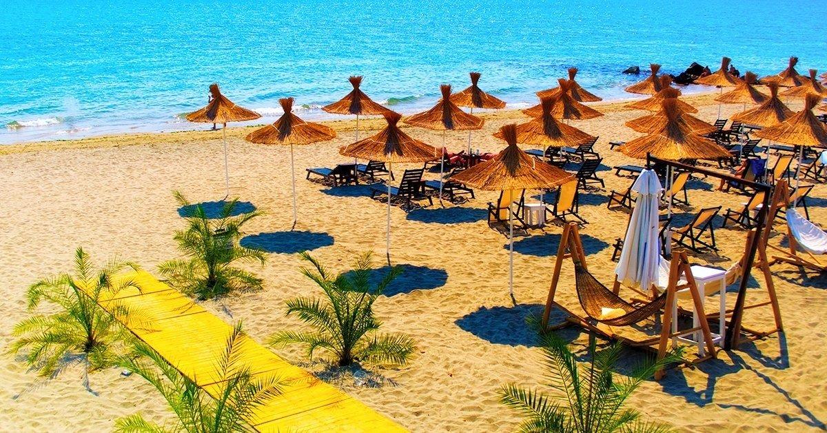 Napospart: négycsillagos szállás a bolgár tengerparton