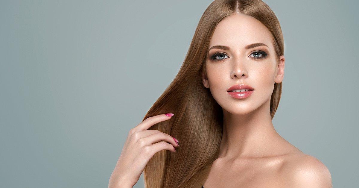Hajegyenesítés felsőfokon: keratin hajsimító terápia
