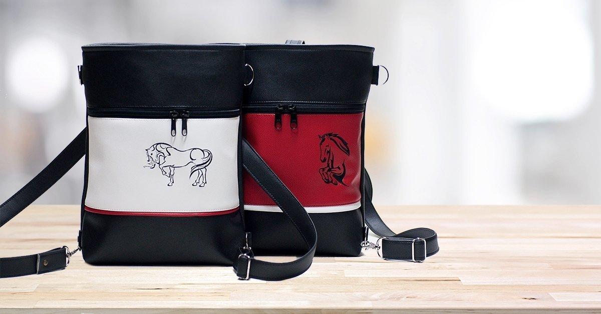 Designer ajándék: terveztess páros egyedi táskát