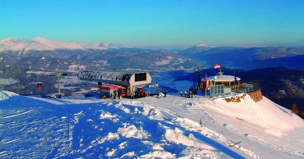 Szezonnyitó síelés Ausztriában