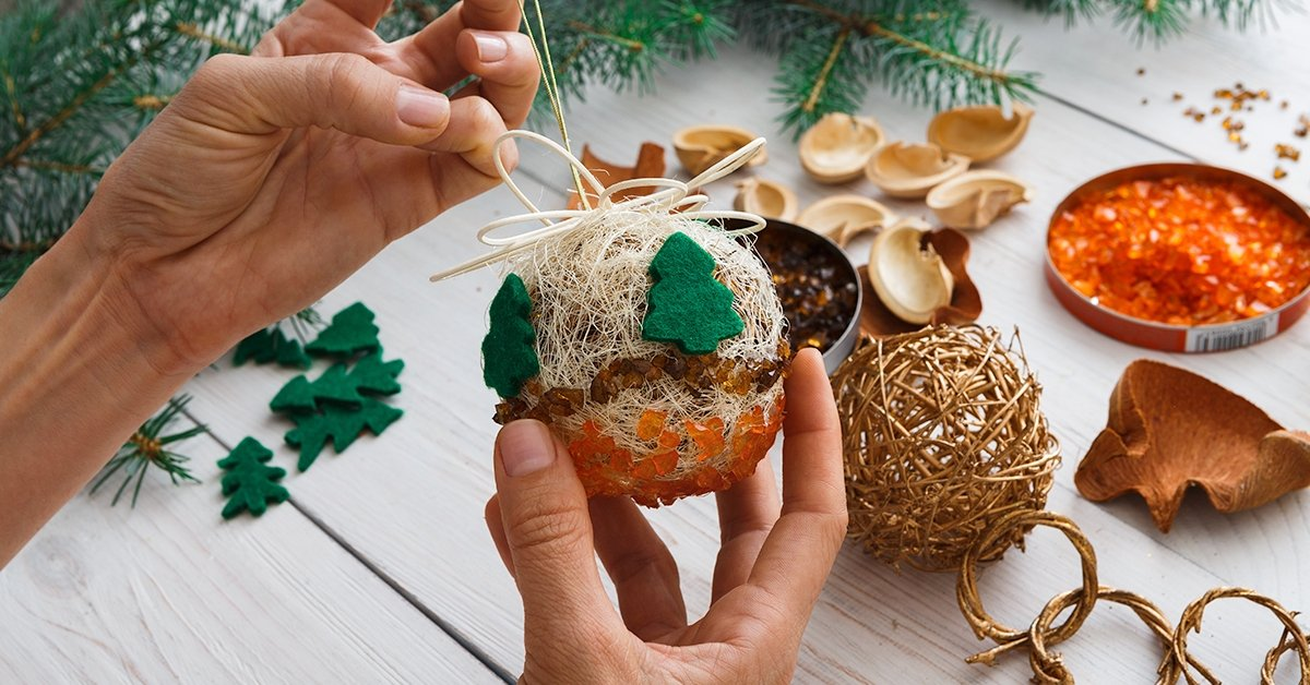Készíts egyedi, kézműves ajándékot karácsonyra