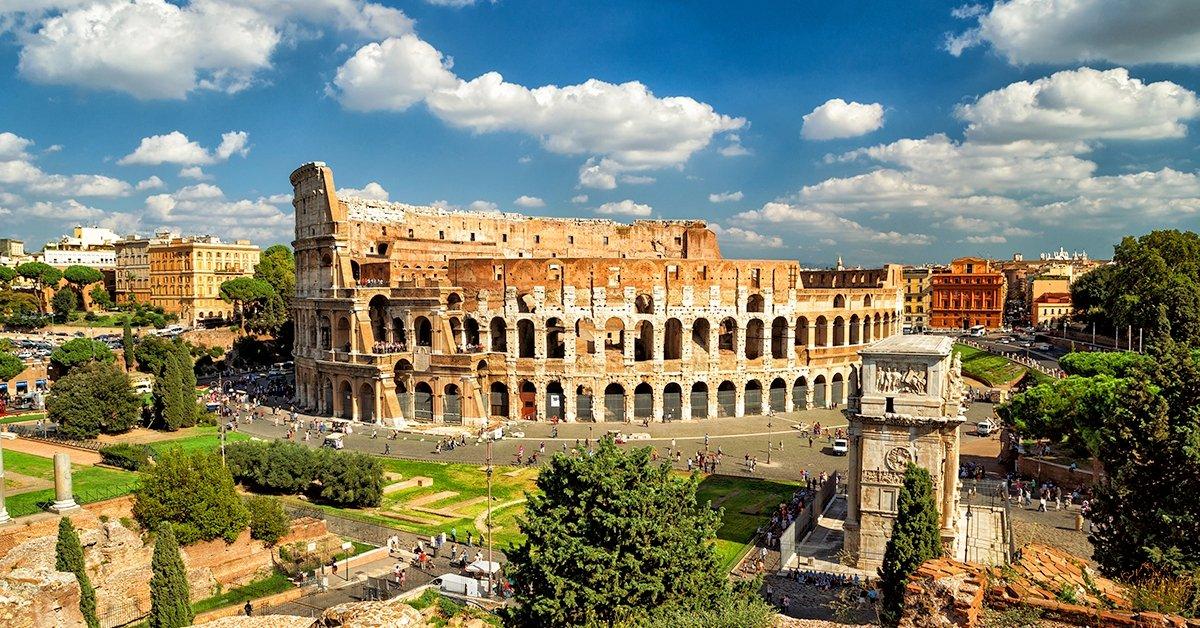 Római pihenés: 3 vagy 4 nap két főnek reggelivel