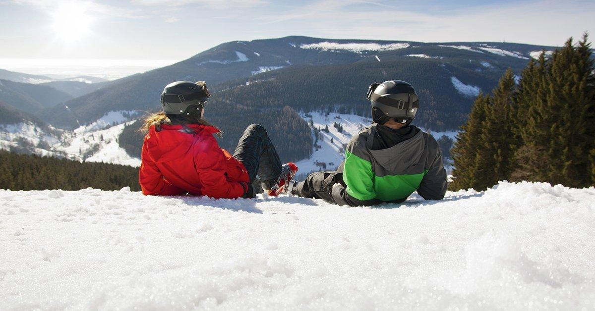 Csehországi családi wellness havas hegyek közt félpanzióval