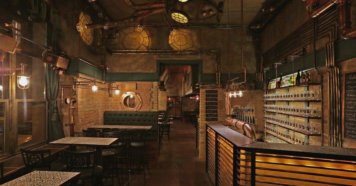Posztapokaliptikus ízek: à la carte vacsora steampunk módra