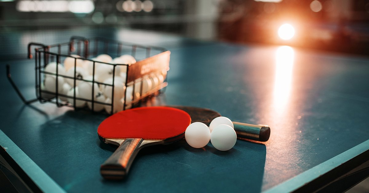 Nálad a labda: egy óra pingpong akár 4 fő részére