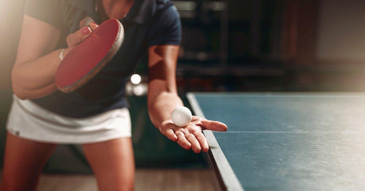 Egy tényleg ütős program: egy óra pingpong akár 4 főnek