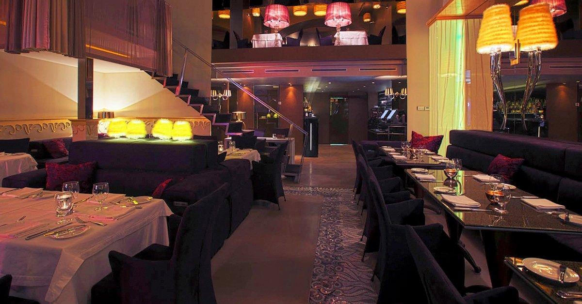 3 fogásos menü 2 fő részére a Váci utcai Cyrano Étteremben