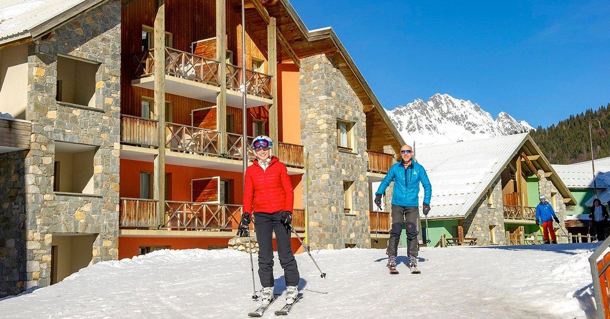1 hét határtalan síélmény Alpe d'Huez síterepén