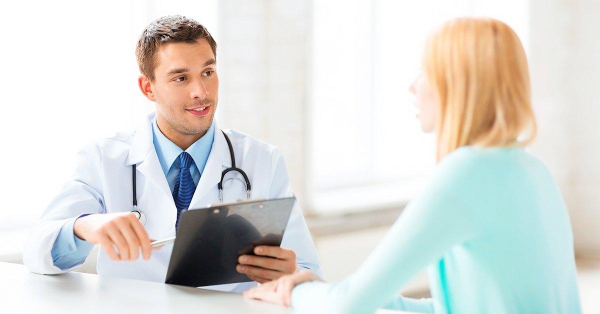 Nőgyógyászati alapvizsgálat exkluzív magánrendelőben