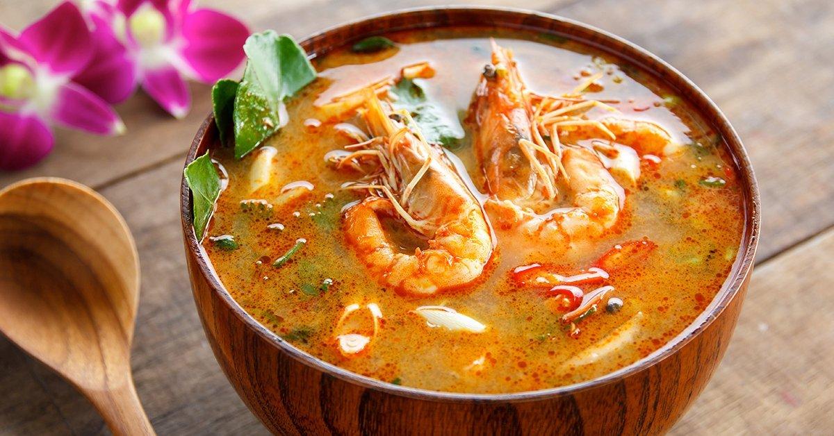 Az igazi keleti ízek titkai: thai főzőkurzus