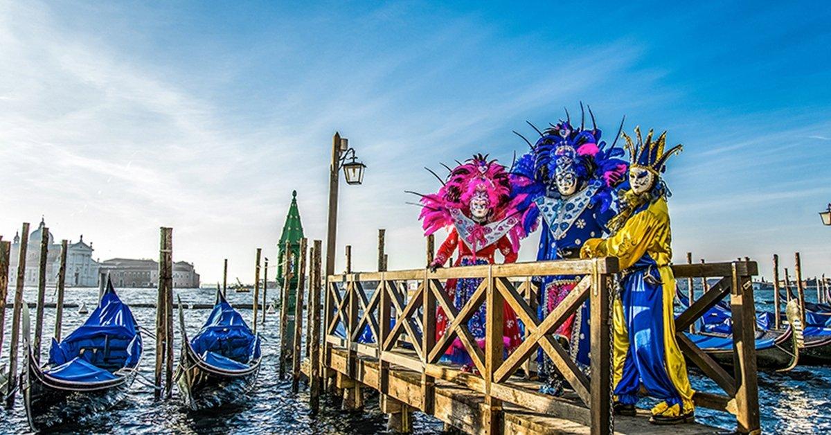 Utazz a Velencei karneválra