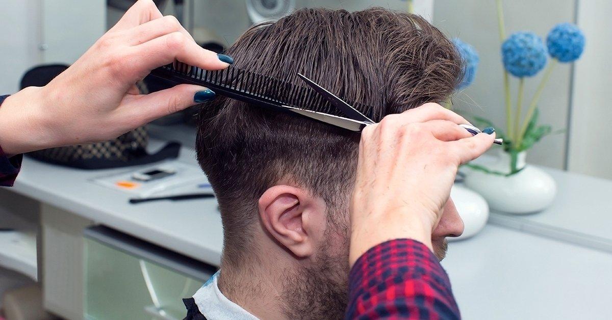 Igényes külső: férfi hajvágás akár mosással és szárítással