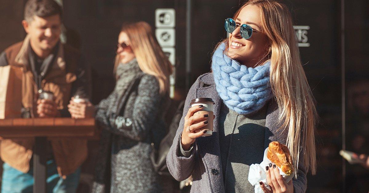Hogy jól induljon a nap: reggeli kávéval, elvitelre