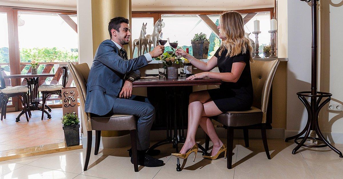 3 fogásos vacsora és egy romantikus éjszaka budai hotelben
