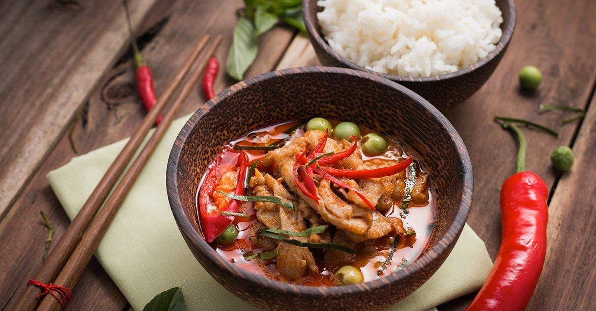 Thai ételeket készítő workshop 1 fő részére, az otthonodban