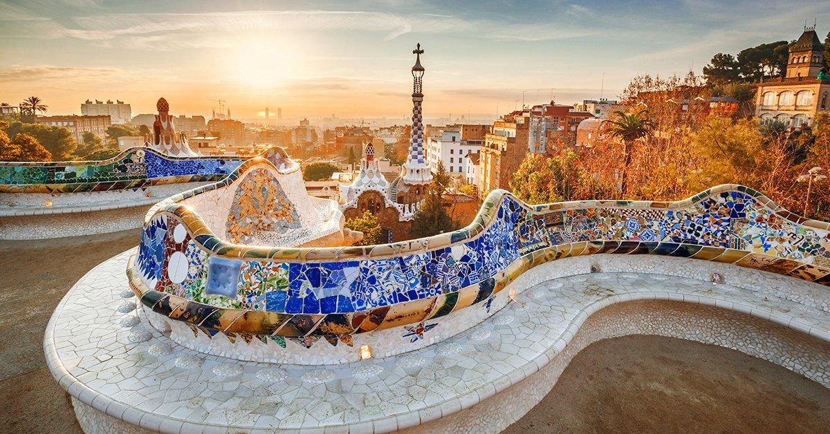 Barcelona, a csodás