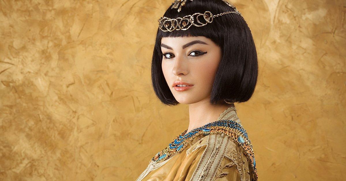 Aranyba vonva: Kleopátra bőrmegújító luxus arckezelés