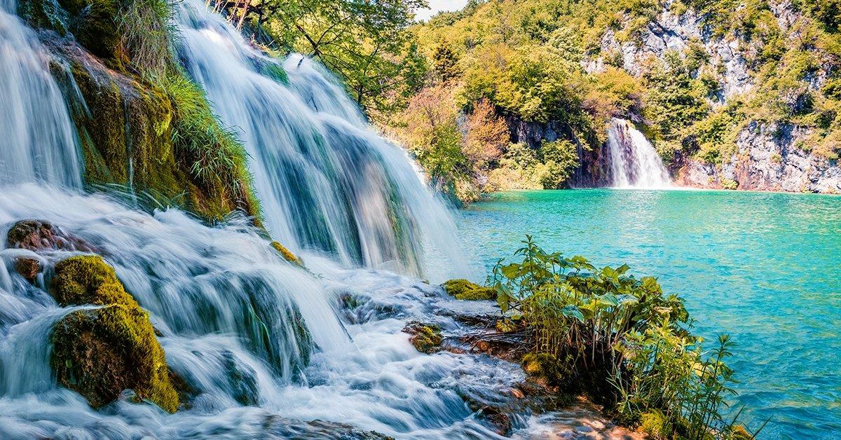 Kirándulás a Plitvicei-tavaknál: 2 vagy 3 nap 2 főnek