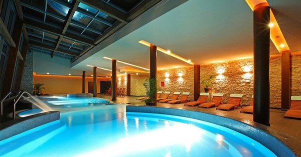 Luxus wellness Balatonfüreden: 3 nap, 2 éj két főnek