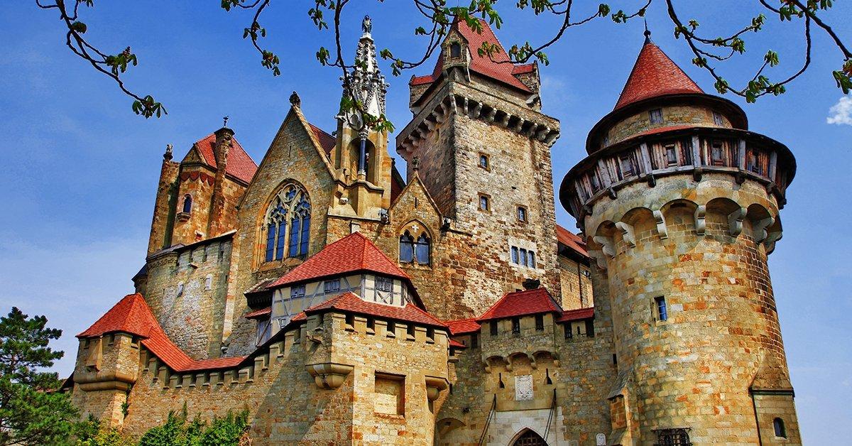Meseszép kirándulás Kreuzenstein várához 1 főre