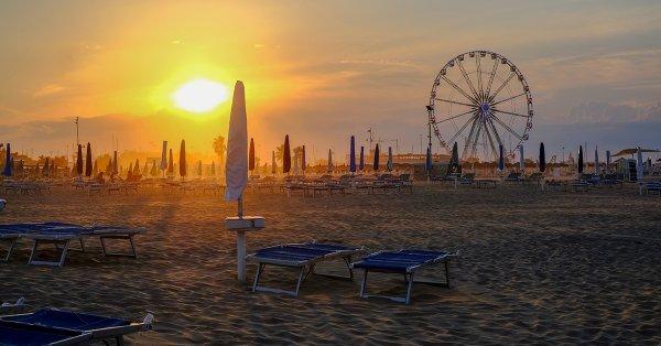 Tengerparti nyaralás Riminiben: 8 nap, 7 éj repülővel
