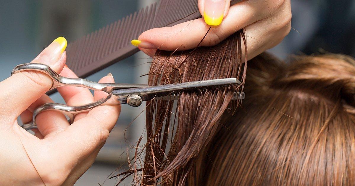 Női hajvágás - Fodrászat - Szépség  b53d9ff258