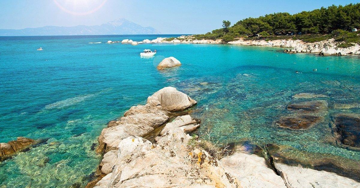 Görögországi nyaralás Sartin