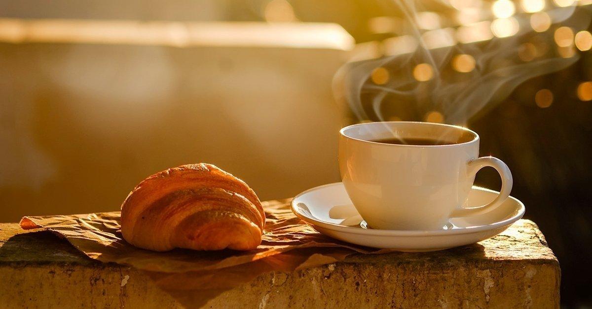 Reggeli és kávé elvitelre