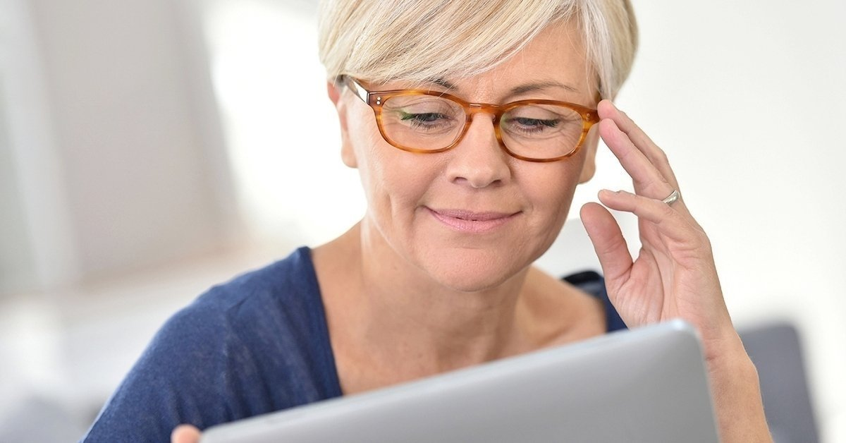 Bifokális szemüveg