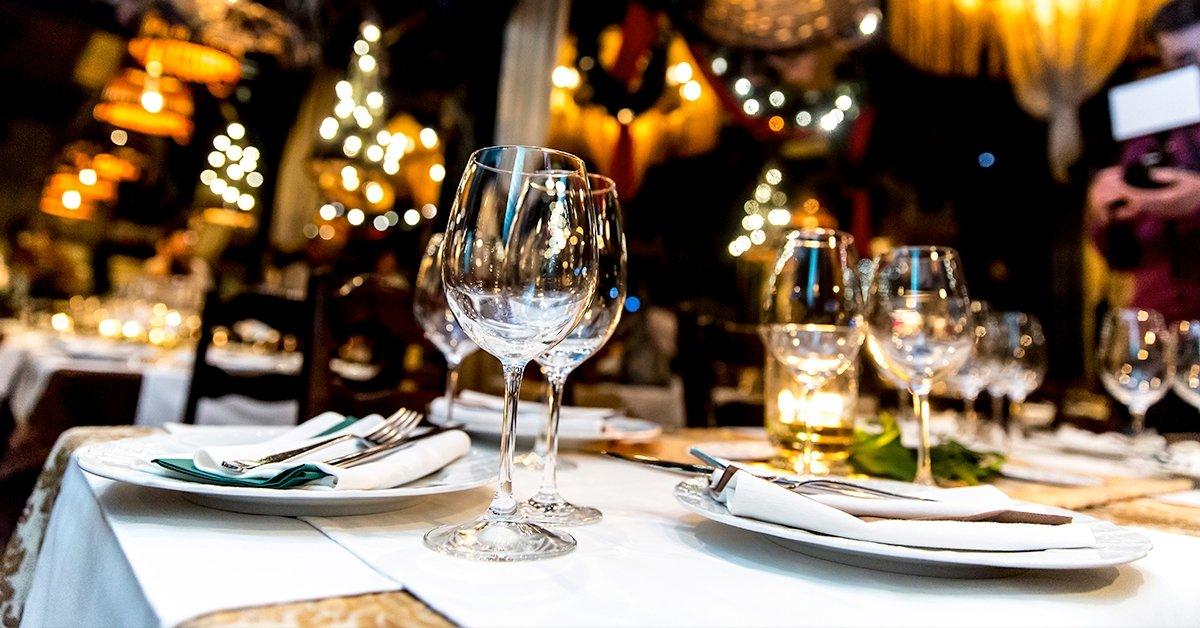 À la carte vacsora luxushajón
