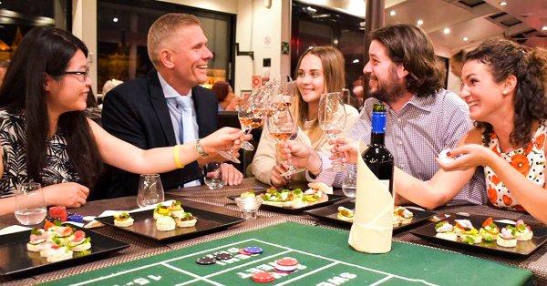Randevú póker játékosok